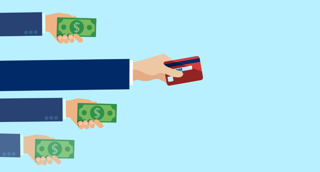 How to convert cash-paying customers to a card?